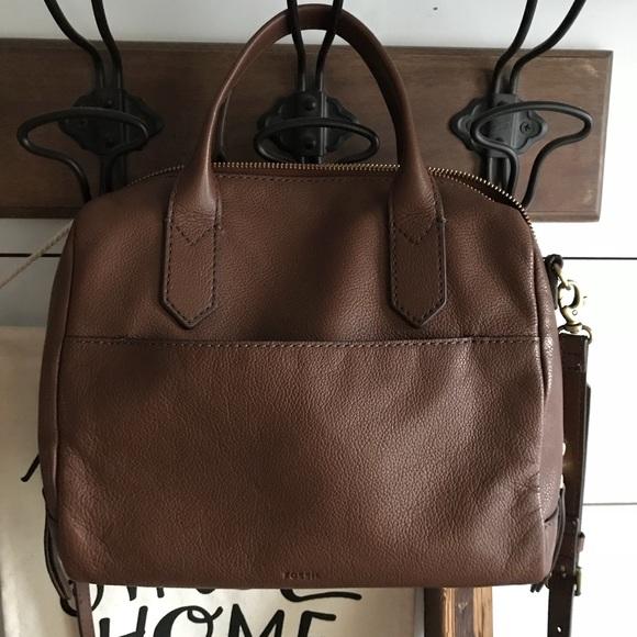8f3d8b689a Fossil Handbags - Fossil Fiona bag